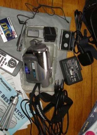 Видеокамера Panasonic MiniDV