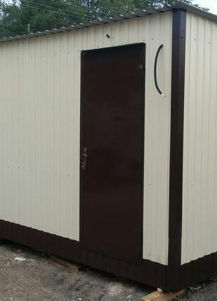 Бытовки, строительные домики,  офис  от производителя с доставкой