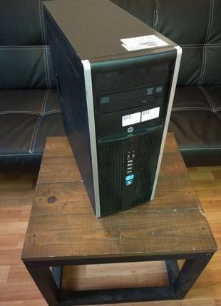 компьютер hp compaq 8300 mt (i3-2100/ 4 гб ddr3/ ssd 120 гб)