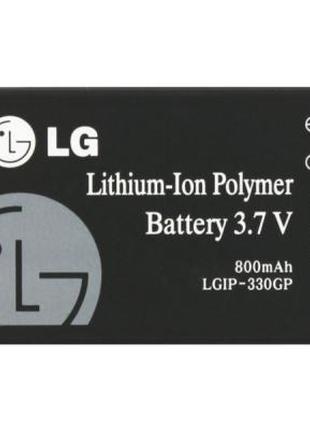 Аккумулятор к телефону LG LGIP-330GP 800mAh