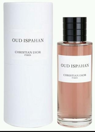 Женский парфюм Christian Dior Oud Ispahan