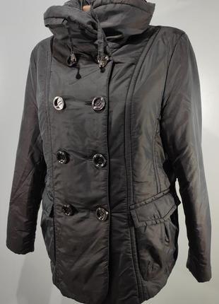 Женская стильная куртка весна - осень размер 42