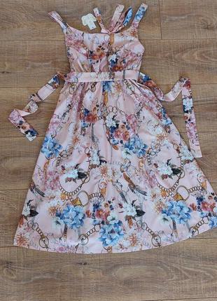 Платье сарафан летний р.42.44 в наличии