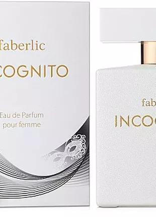 Парфюмерная вода для женщин Incognito Faberlic