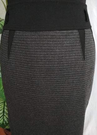 Кашемировая юбка теплая. voger.
