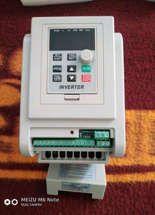 Частотный преобразователь 4квт 220в. Частотник.