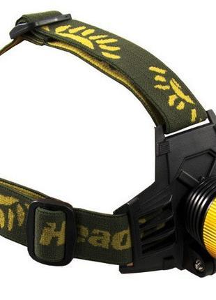 Налобный фонарик Bailong Police BL-6813A
