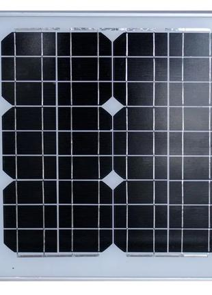 Солнечная батарея Solar board 20W 18V