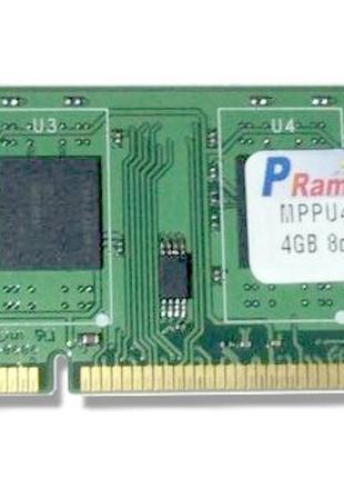 Оперативная память Memory Power DDR3 4GB 1333MHz (MPPU4GBPC133...