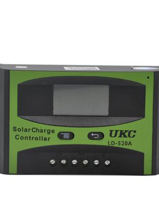 Контроллер заряда для солнечной батареи LD-520A 20A
