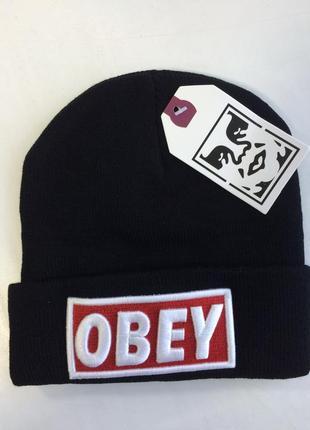 Качественная шапка obey new era