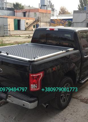 Алюминиевая крышка кузова пикапа любой модели от производителя.