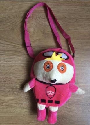 Рюкзак сумка щенячий патруль скай