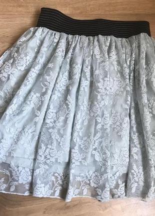 Невероятной красоты юбка
