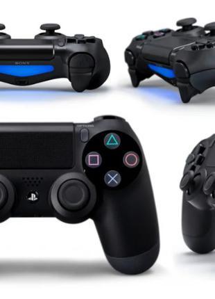 Джойстик Sony PlayStation DualShock 4 беспроводной геймпад Blu...