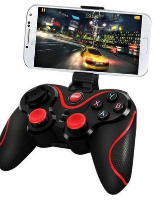 Блютуз джойстик Wireless GamePad X3 Беспроводной джойстик игро...