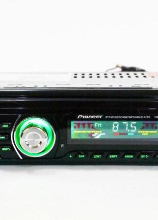 Автомагнитола Pioneer 1581BT Bluetooth, MP3, FM, USB, SD, AUX