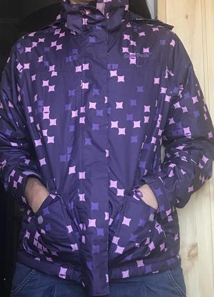 Качественная мембранная зимняя куртка
