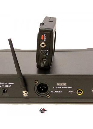 DV AUDIO MGX14BL Радиосистема UHF 633-785MHz один один петличн...