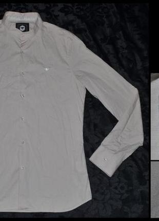 Рубашка с воротником стойка от bee inspired.