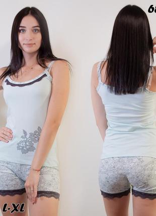Пижамы женские Miss Victoria, Sexen. Турция.Разные размеры и цвет