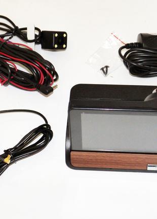DVR T7 Видеорегистратор на торпеду 3 в 1 Android,Регистратор, GPS