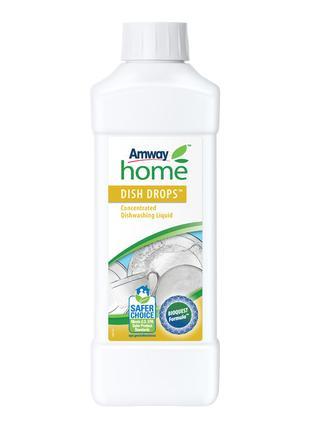 Концентр.жидкость для мытья посуды Dish Drops, 1 л