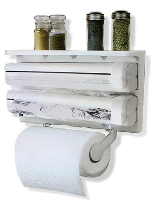 Держатель для бумажных полотенец TriplePaperDispenser