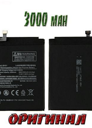 Аккумулятор батарея смартфон Xiaomi BN31 Redmi Note 5A Xiaomi ...