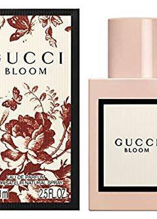 Парфюмированная вода Gucci Bloom для женщин (оригинал) - edp 3...