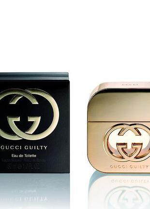 Туалетная вода Gucci Guilty для женщин (оригинал) - edt 30 ml