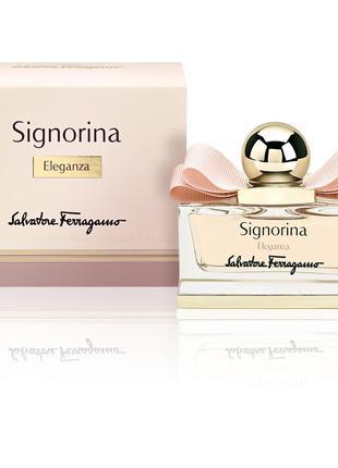 Парфюмированная вода Salvatore Ferragamo Signorina Eleganza дл...