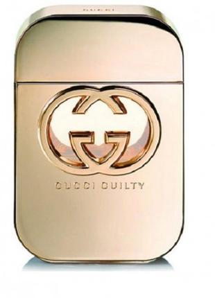 Туалетная вода Gucci Guilty Eau для женщин (оригинал) - edt 75...