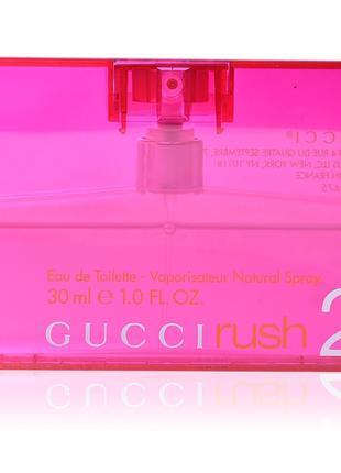 Туалетная вода Gucci Rush 2 для женщин (оригинал) - edt 30 ml