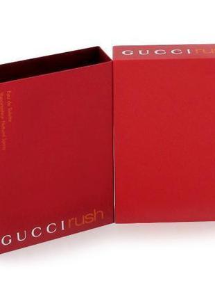 Туалетная вода Gucci Rush для женщин (оригинал) - edt 75 ml