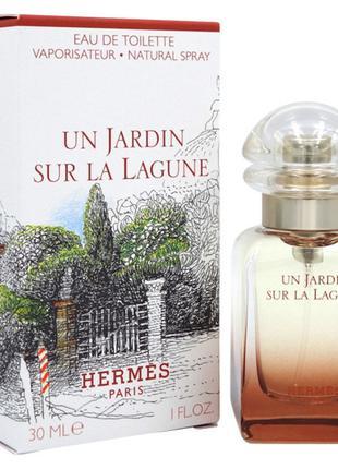 Туалетная вода Hermes Un Jardin Sur La Lagune для женщин (ориг...