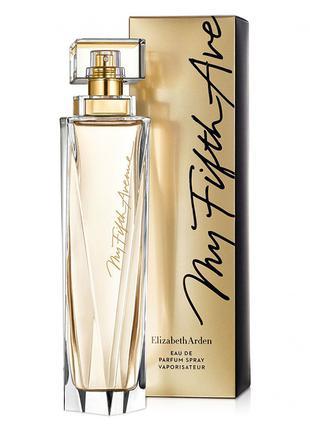 Парфюмированная вода Elizabeth Arden My Fifth Avenue для женщи...
