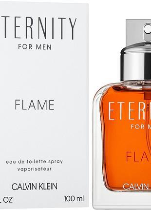 Туалетная вода Calvin Klein Eternity Flame For Men для мужчин ...