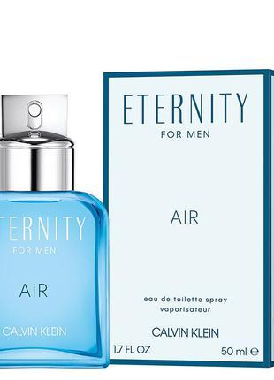 Туалетная вода Calvin Klein Eternity Air For Man для мужчин (о...