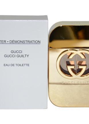 Туалетная вода Gucci Guilty для женщин (оригинал) - edt 75 ml ...
