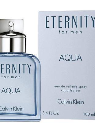 Туалетная вода Calvin Klein Eternity Aqua for Men для мужчин (...