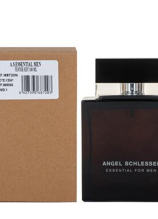 Туалетная вода Angel Schlesser Essential for Men для мужчин (о...