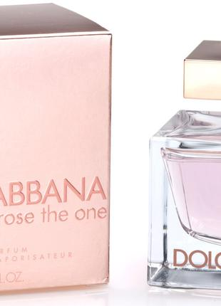 Парфюмированная вода для женщин Dolce & Gabbana The One Rose E...