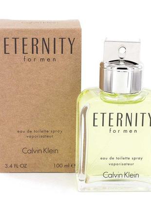 Туалетная вода Calvin Klein Eternity For Men для мужчин (ориги...