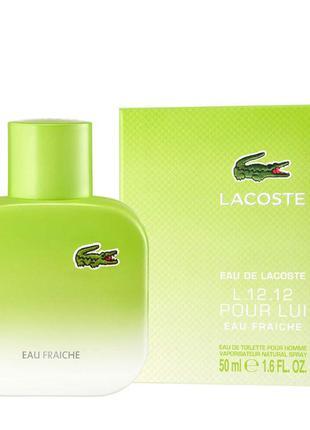 Туалетная вода Lacoste Eau De Lacoste L.12.12 Pour Lui Eau Fra...