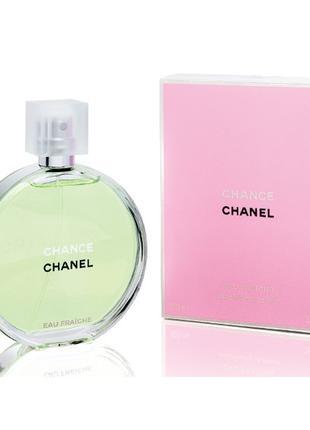 Туалетная вода для женщин Chanel Chance Eau Fraiche EDT 100 мл...
