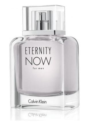Туалетная вода Calvin Klein Eternity Now For Men для мужчин (о...