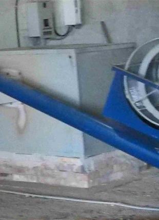 Калибратор (просеиватель) подача в сушку частотником