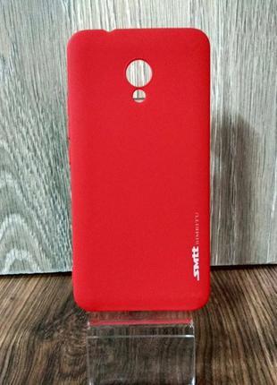 Чехол силиконовый SMTT для Meizu M5S