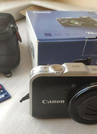 Фотокамера Canon Powershot SX230 HS